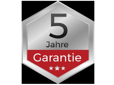 Dentics 5 Jahre Garantie